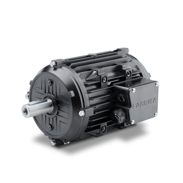 Permanent magnet motor fra Fabrika